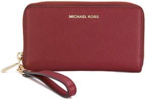 MICHAEL Michael Kors Jet Set Travel wristlet - PINK & PURPLE - STYLE