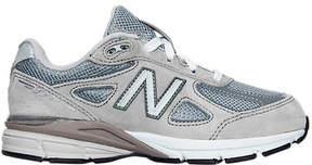 New Balance Boys' Preschool 990 V4 Running Shoes