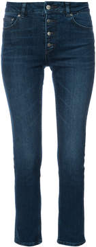 Anine Bing high waisted skinny jeans
