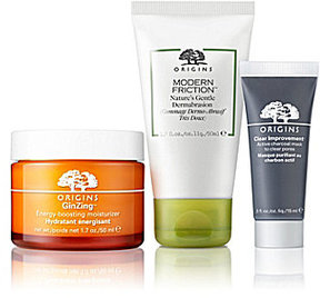 Origins GinZingTM, Modern FrictionTM & Clear Improvement® Set Purchase with Purchase