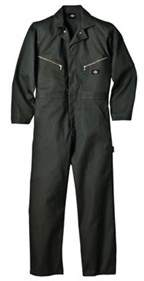 Dickies Men's Deluxe Coverall Blended Tall.