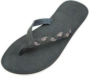 Reef Women's Voyage Sunset Leather Flip Flop 8167572