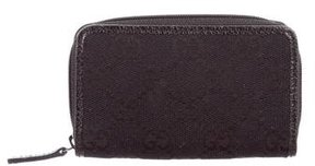 Gucci GG Coin Pouch - BLACK - STYLE