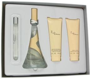 Rihanna Nude by by Eau De Parfum Gift Set for Women