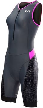 TYR Competitor Front Zip Tri Suit