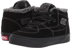 Vans Kids Half Cab Black/Black) Boy's Shoes