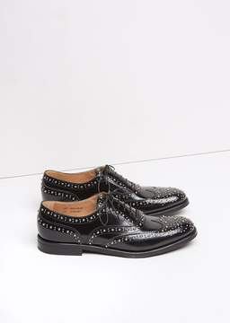Church's Burwood Studded Oxfords Black Size: IT 36
