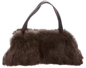 Kooba Faux Fur Bag