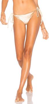 Frankie's Bikinis Frankies Bikinis Knot Bottom