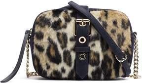 Tommy Hilfiger Leopard Print Crossbody Bag