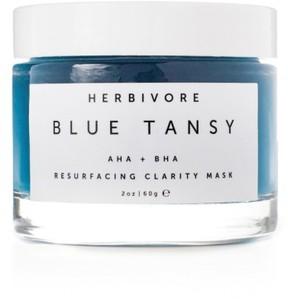 Herbivore Botanicals Blue Tansy Aha + Bha Resurfacing Clarity Mask