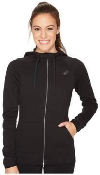 Asics Full Zip Hoodie Women's Sweatshirt