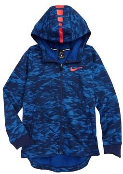 Nike Boy's Therma Elite Basketball Hoodie
