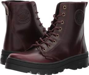 Palladium Pallabosse Off Lea Women's Boots