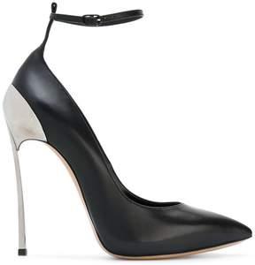 Casadei Techno Blade ankle pumps