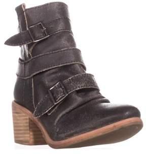 Kelsi Dagger Brooklyn Grand Ankle Booties, Black.