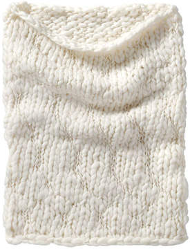 Joe Fresh Women's Cable Knit Snood, Ecru (Size O/S)