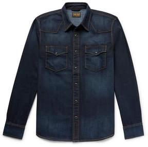 Jean Shop Garth Denim Western Shirt