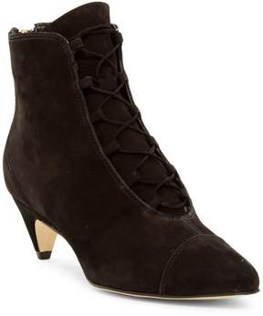 Catherine Malandrino Gabriellea Leather Bootie