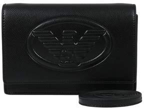 Emporio Armani Y3B086 YH18A 80001 Black Clutch