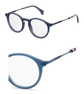 Tommy Hilfiger Eyeglasses T_hilfiger 1471 0PJP Blue