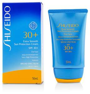 Shiseido Extra Smooth Sun Protection Cream SPF 30+ (For Face) (Exp. Date: 10/2018)