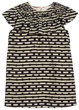 Burberry Mini Lilla Silk Shift Dress