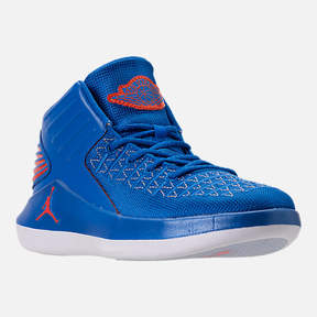 Nike Boys' Preschool Air Jordan XXXII Basketball Shoes