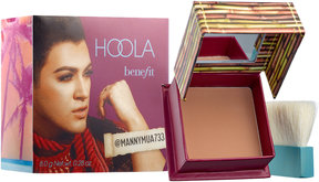 Benefit Cosmetics @mannymua733's Desert Island Pick – Hoola Matte Bronzer