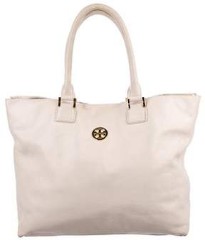 Tory Burch Leather Robinson Tote