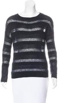 Brochu Walker Wool-Blend Crew-Neck Sweater