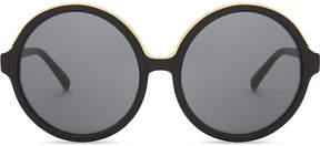 No.21 No 21 N2111 round-frame sunglasses