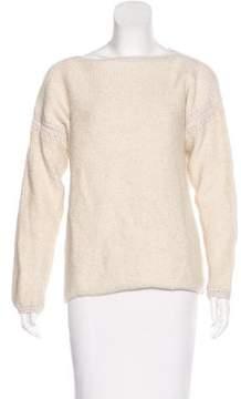 Masscob Long Sleeve Knit Sweater