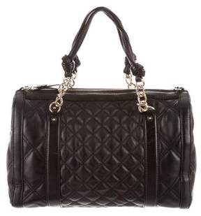 Brooks Brothers Quilted Handbag