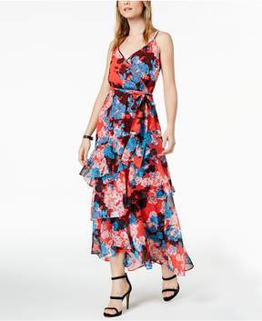 Bar III Ruffled Maxi Dress, Created for Macy's