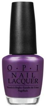 OPI Nail Lacquer Nail Polish, Purple With A Purpose.