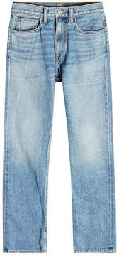 Brock Collection Cropped Straight Jeans