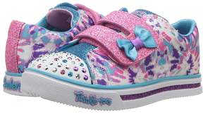 Skechers Twinkle Toes - Sparkle Glitz 10847N Lights Girl's Shoes