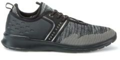 HUGO BOSS Nylon Sneakers Extreme Runn Sykn 12Grey