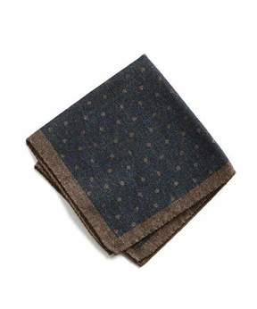 Todd Snyder Italian Wool Pocket Square