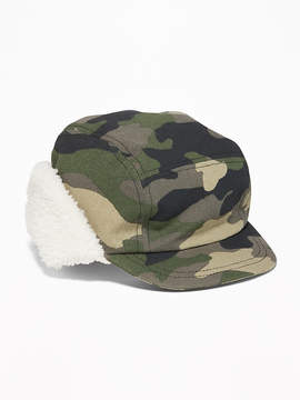 Old Navy Sherpa-Lined Trapper Hat for Toddler Boys