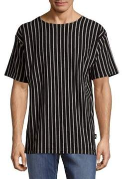 Publish Striped Short-Sleeve Tee
