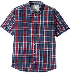 Quiksilver Everyday Check Short Sleeve Shirt (Big Kids)