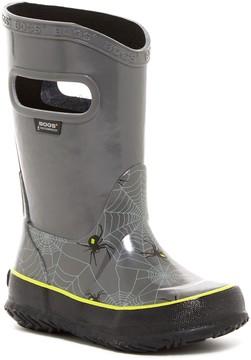 Bogs Creepy Crawl Waterproof Rain Boot (Toddler & Little Kid)