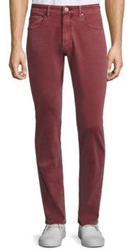 Paige Federal TRANSCEND Slim Straight Jeans