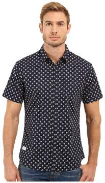 7 Diamonds Crossfire Short Sleeve Shirt Men's Short Sleeve Button Up
