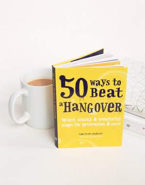 Books 50 Ways to Beat a Hangover Book