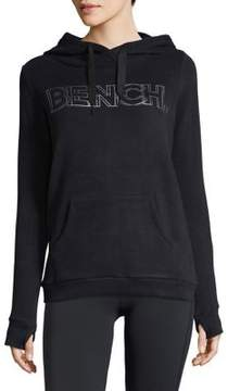 Bench Logo Pullover Hoodie