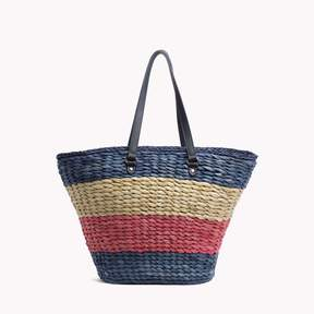 Tommy Hilfiger Straw Tote