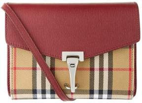 Burberry Mini Vintage Check Cross Body Bag